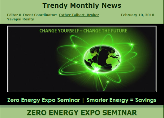 Zero Energy Expo, Cottonwood, AZ