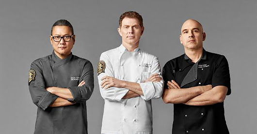 Boom: 'Iron Chef America' Returns This Spring