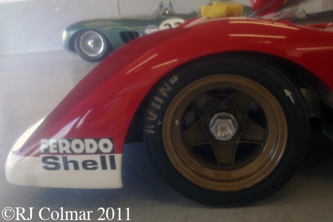 Ferrari 512M, Silverstone Classic PD