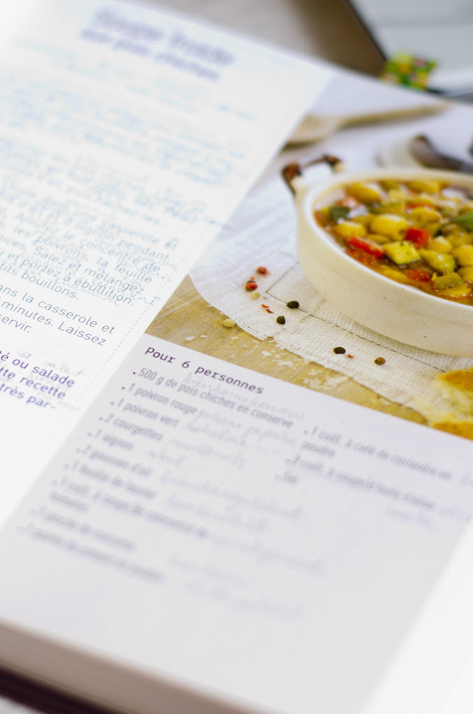 Kikerhernesupi tegemine / Making of chickpea soup