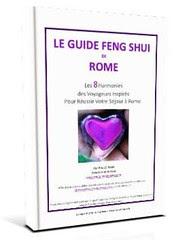 Guide Feng Shui de Rome