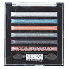 Real Colors Smolder-Eyes Shadow Palette Trickster