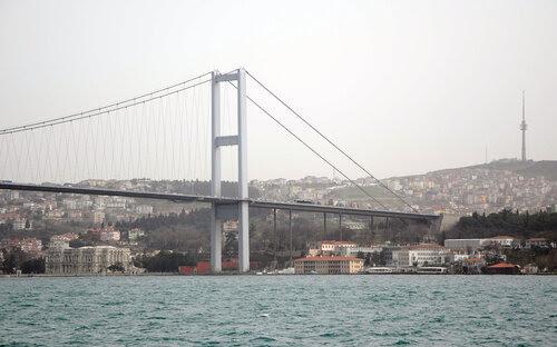 Стамбул-Константинополь