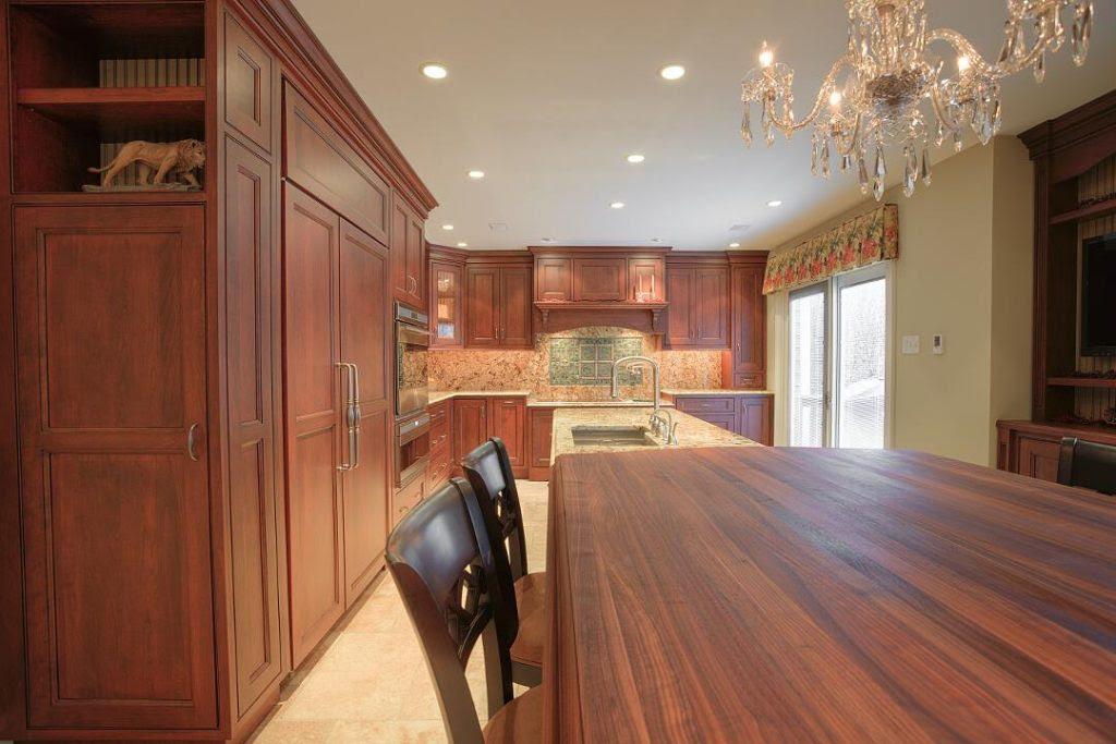Elmwood Custom Cabinetry Gallery — Kitchen & Bath Remodel ...