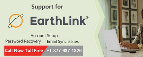 Use Earthlink Customer Service Number +1-877-637-1326 For Tech Support
