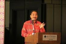 Menteri Pariwisa   ta, Arief Yahya (Foto Dije)