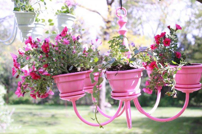 подставка для цветочных горшков