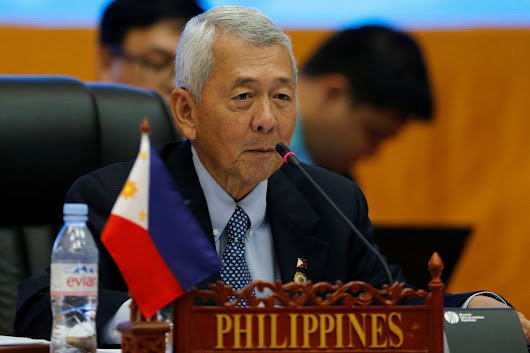 Philippine minister doubts South China Sea issue with Beijing can be solved 'during our lifetime'