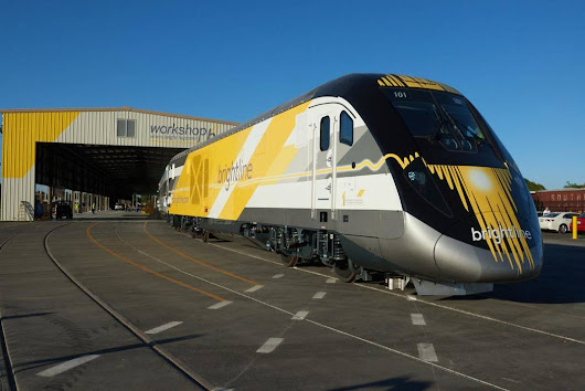 Florida firm acquires company planning Las Vegas to LA rail line