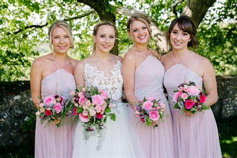 Blush by Hayley Paige for a Pastel Inspired Summer Wedding
