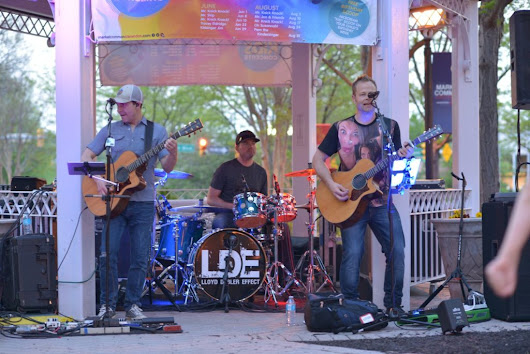 Free Concert Series Comes to Market Common Clarendon