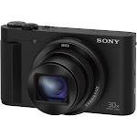 Sony Cyber-Shot DSC-HX80 18.2 MP Compact Digital Camera - 1080p - Black