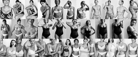 """Give me a D! Give me an F!"" Because Gorgeous Bras Come in All Shapes and Sizes"