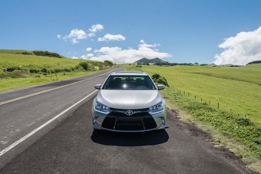 2015 Toyota Camry Earns Five-Star Safety Rating From Federal Government | Edmunds.com