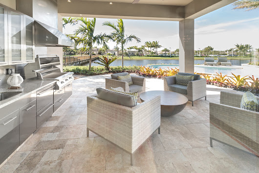 Kick Your Grilling Game up a Notch with Outdoor Kitchens