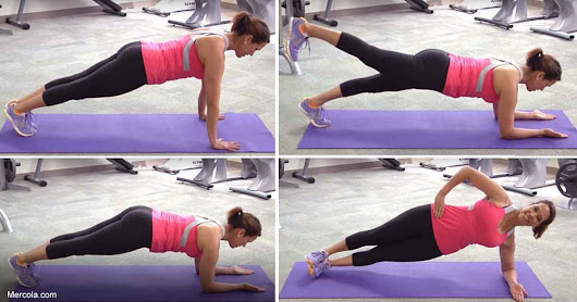 How To Do The Perfect Plank (Plus 5 Variations for a Full-Body Workout)