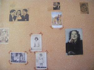 anne frank bedroom wall