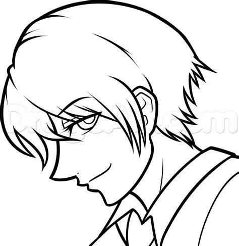 easy drawing  tamaki senpai step  step anime