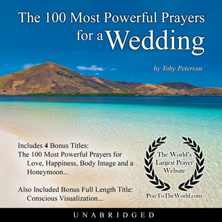 The 100 Most Powerful Prayers For A Wedding Audioboek Toby