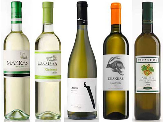 Xynisteri 2017: a variety of wines to welcome summer - Cyprus Mail