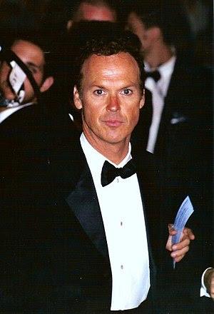 Français : Michael Keaton au festival de Cannes