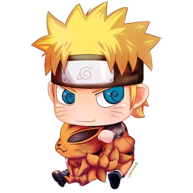 Chibi Gambar Anime Lucu Dan Imut: 1000 Gambar Chibi Karakter Naruto Paling Keren Dan Lucu Update