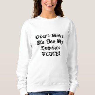 """Don't Make Me ..."" T-shirt"