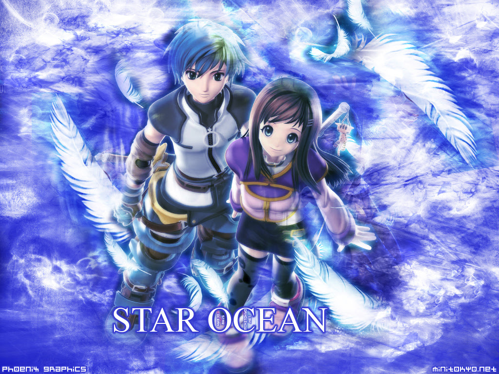 Star Ocean Till The End Of Time Wallpaper Star Ocean Minitokyo