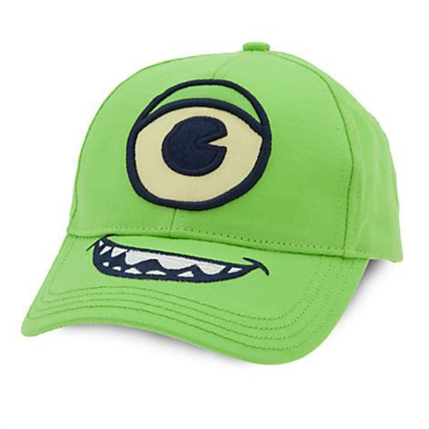 Your WDW Store   Disney Baseball Cap Hat   Mike Wazowski