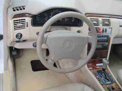 Find used 1999 99 Mercedes Benz E320 * VERY CLEAN * NO ...