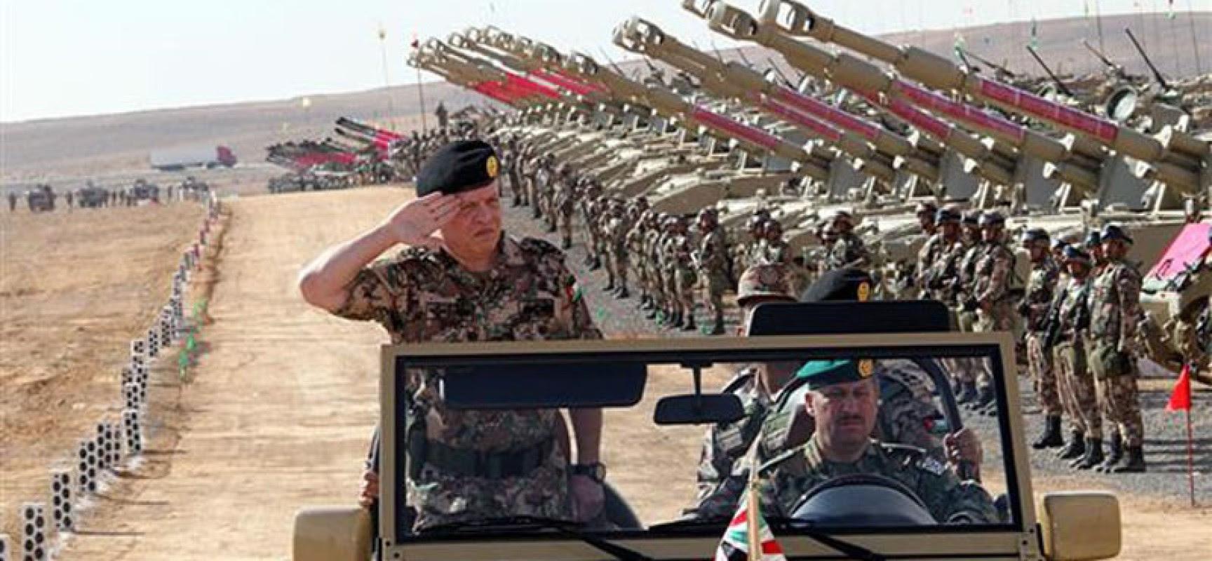 La Jordanie menace la Syrie