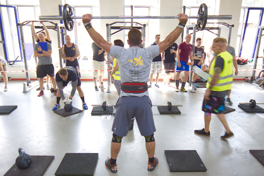 Crossfit � Saisonfinale der Eastside Fitness League am kommenden Samstag in Leipzig