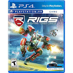 RIGS Mechanized Combat League - PlayStation 4