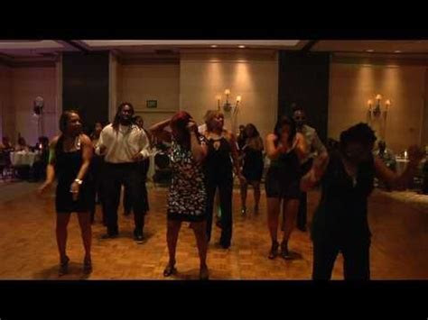 THE WOBBLE LINE DANCE   YouTube   Wedding Things   Wobble