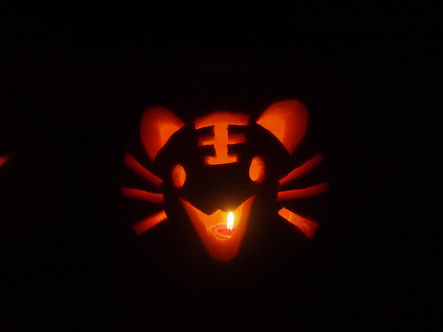Halloween Pumpkins 2011