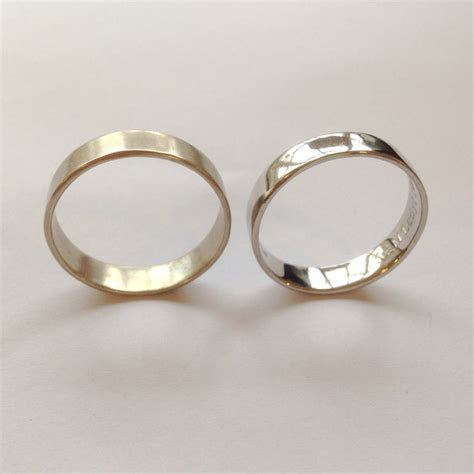 make your own wedding rings experience day for two by