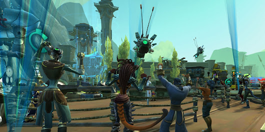 WildStar Expands Housing System, Offers $2,500 Competition - MMO Central