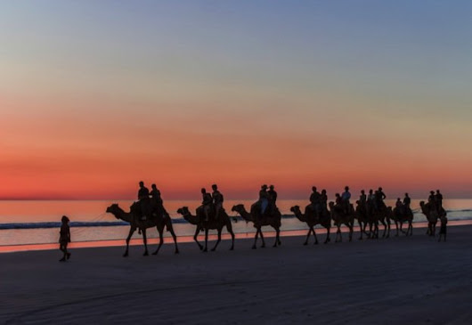 5 reasons to go to Broome on your next romantic holiday - Mouths of Mums