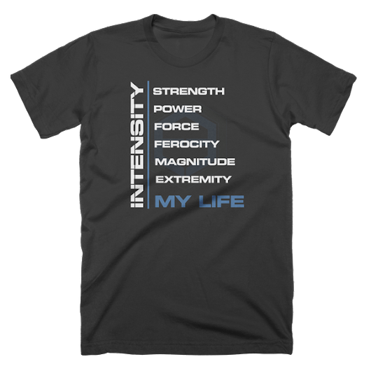 Intensity Motivational Shirt