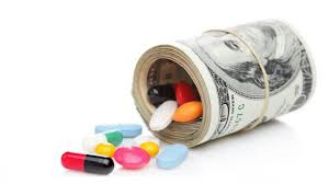 pharma money