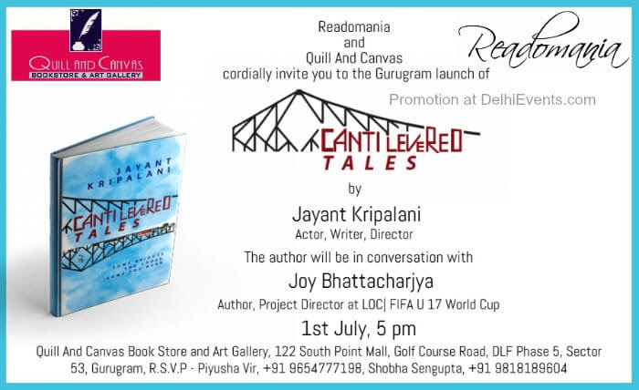 Cantilevered Tales Jayant Kripalani Quill Canvas Creative
