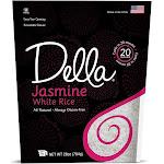Della Jasmine White Rice - 28 Oz - Case Of 6