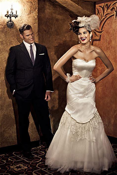 ISU alumnus, bridal couture designer Matthew Christopher