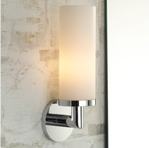 Kubic Bathroom Sconce - contemporary - bathroom lighting and ...