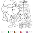 Christmas Addition Math Activity FREE!