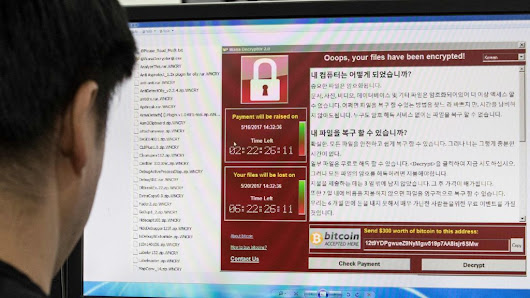 WannaCry ransom notice analysis suggests Chinese link - BBC News