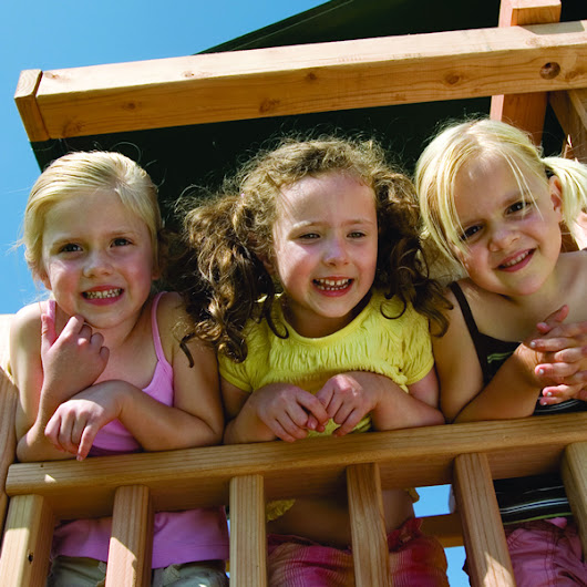 Outside Play Sets May Change your Child's Life