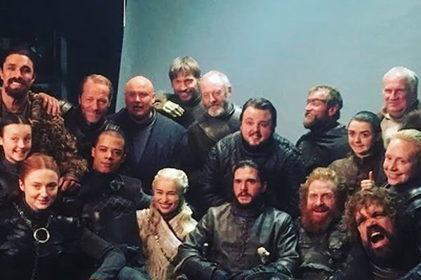 ddfc590d00 The Game of Thrones Cast Say Their Goodbyes After the Series Finale: