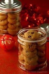 Gingerbread Drop Cookies