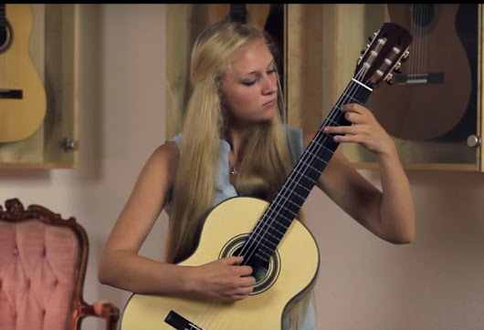 Classical Guitar Newsletter - July 23, 2016